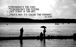 Silhouette quote #1