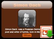 Simon Dach's quote #1