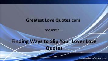 Slip quote #3
