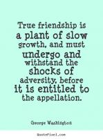 Slow Growth quote