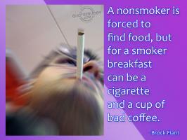 Smoker quote #3