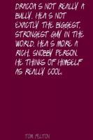 Snobby quote #1