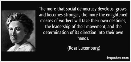 Social Democracy quote #2