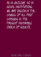 Social Institutions quote #2