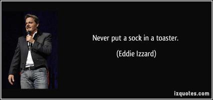 Sock quote #2