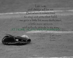 Softball quote #1