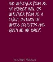Solicitor quote #2