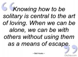 Solitary quote #5