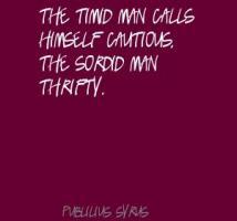 Sordid quote #1