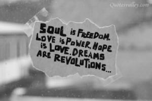 Soul quote