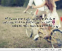 Soulmate quote #1
