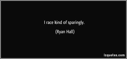 Sparingly quote #2