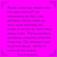 Spiritual Person quote #2