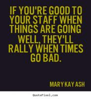 Staff quote #3
