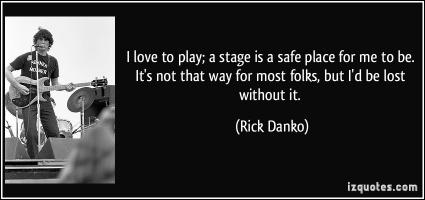 Stage Play quote #2