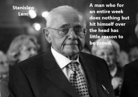 Stanislaw Lem's quote #3