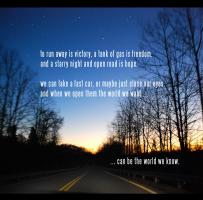 Starry quote #1