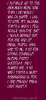 Starve quote #2