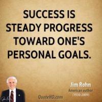 Steady Progress quote #2