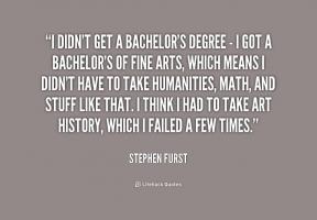 Stephen Furst's quote #3