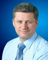 Stephen Harper profile photo