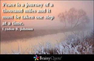 Stepping quote #2