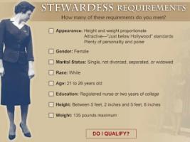 Stewardesses quote #2