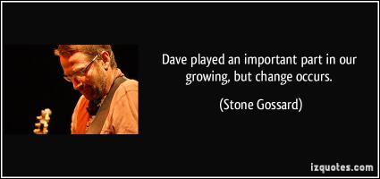 Stone Gossard's quote