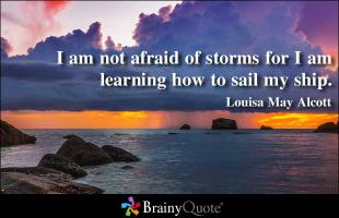 Storms quote #7