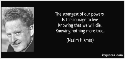 Strangest quote #2