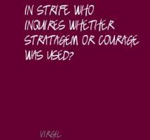 Stratagem quote