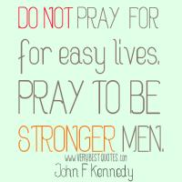 Strong Men quote