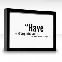 Strong Mind quote