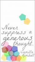 Suppress quote #2