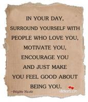 Surround Yourself quote #2