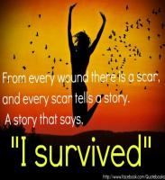 Survived quote #3