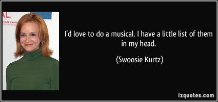 Swoosie Kurtz's quote #5