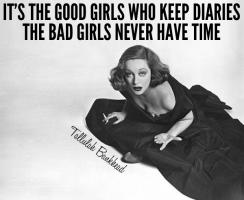Tallulah Bankhead's quote