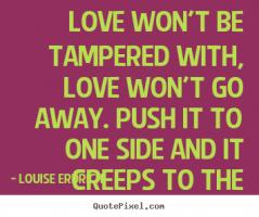 Tampered quote
