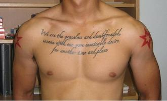 Tattoo quote #5