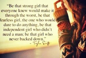 Taylor quote #1