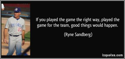 Team Game quote #2