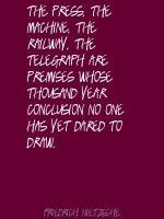 Telegraph quote #1