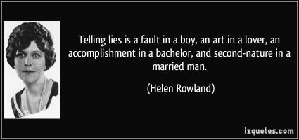 Telling Lies quote #2
