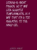 Temperamental quote #2
