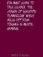 Terminology quote #2