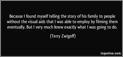Terry Zwigoff's quote #5