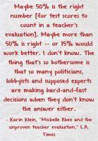 Test Scores quote #2