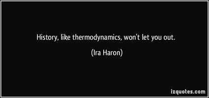 Thermodynamics quote #2