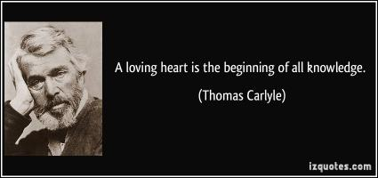 Thomas Carlyle's quote